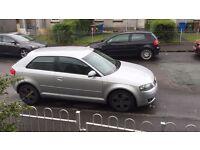 Audi A3 tdi sport 6 speed 140 04 plate swap sell