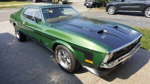 1971 Ford Mustang Coupe (2 door)
