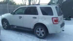 2010 Ford Escape Limited 4x4
