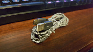 iPhone charging cord new never used