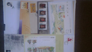 First Day Covers of Canada