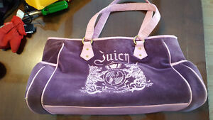 Juicy Couture Diaper Bag Prince George British Columbia image 1