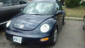 2001 Volkswagen Beetle in good condition!
