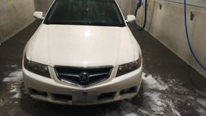 2004 Acura Tsx 159kms need gone ASAP