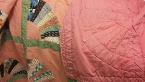 Beautiful Pink Quilt