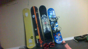 Snow boards and bindings best offers