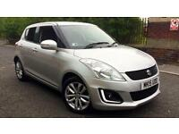 2015 Suzuki Swift 1.2 SZ4 5dr Manual Petrol Hatchback