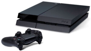 Console PS4 500GB + une manette dualshock4