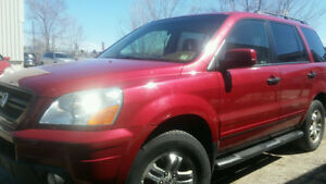 2003 Honda Pilot SUV, safety & etested Warden/Eglinton $2500
