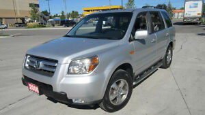 2006 Honda Pilot, 4WD, EX-L, DVD, low k  3 years warranty availa