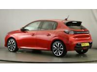 2020 Peugeot 208 1.2 PureTech Allure EAT (s/s) 5dr Auto Hatchback Petrol Automat