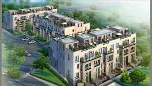 Modern Manors - Condos Townhouse in Jefferson, Richmond Hill