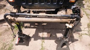 Jeep TJ Sway Bar w. Quick Disconnects