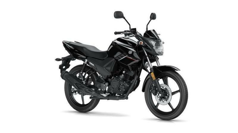 2017 YAMAHA YS125 MIDNIGHT BLACK *LOW RATE FINANCE AVAILABLE*