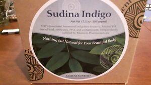 Pure Sudina Indigo Hair Tattoo Color
