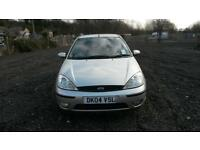 Ford Focus 1.6i 16v Zetec 5 DOOR - 2004 04-REG - FULL 12 MONTHS MOT