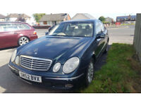 Mercedes-Benz E270 2.7TD 2003 CDI Elegance PX Swap Anything considered