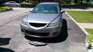 Mazda 6 2006 ( pour pièces )