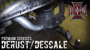 Derust/Descale Rust Removal