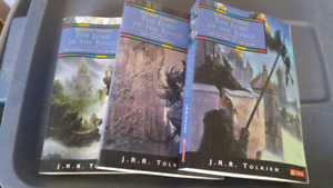 Lord of the Rings - Complete soft cover