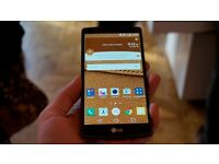 LG G4 SMART PHONE,5.5 IPS SCREEN,32GB MEMORY,FACTORY UNLOCKED,COMES WITH CHARGER