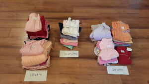 girl clothing 18 - 24 months
