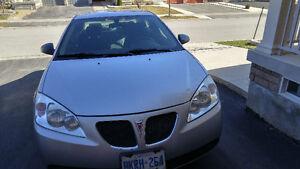 2006 Pontiac G6 se Sedan : Veery good condition