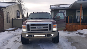 2008 f350 king ranch.