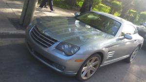 2004 Chrysler Crossfire Coupé (2 portes)