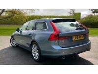 2018 Volvo V90 2.0 D4 Momentum Pro Auto With Automatic Diesel Estate