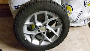 "18"" WINTER RIMS AND TIRES - ACURA MDX - 5X114.3"