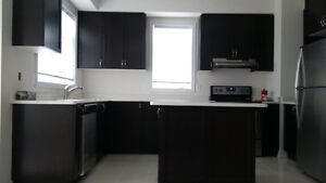 Newly Built Never Lived In End Unit Executive Town Home