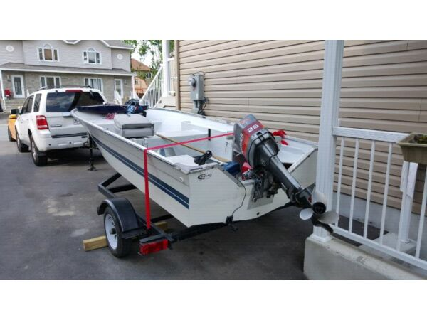 Used 2013 Other Camoplast 16