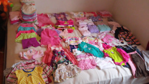 Girls clothes from 3-24 mts