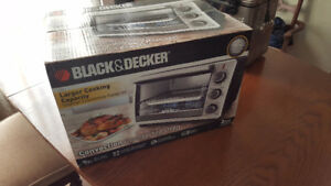 Brand New Toaster Oven