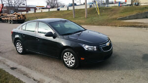 2011 Chevrolet Cruze LS+ w/1SB No Accidents Great Condition