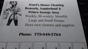 House Cleaning Prince George British Columbia image 1