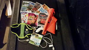 Wii accessories- EXCELLENT CONDITION