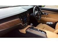 2017 Volvo V90 D4 Inscription w. Winter Pack Automatic Diesel Estate