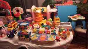 Kids toys fisher price, little tikes and play school Peterborough Peterborough Area image 1