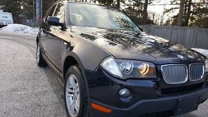 2007 BMW X3 CERT,ETESTED,ACCIDENT FREE