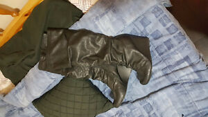 Spring wedge boots. Excellent condition