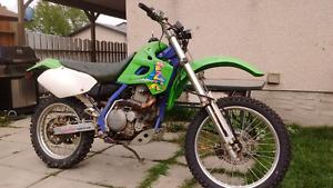 1994 klx650r