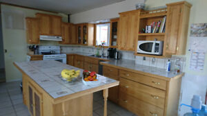 OAK KITCHEN FOR SALE