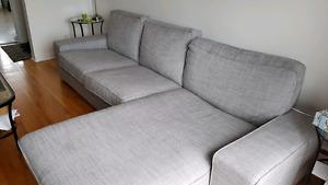Causeuse et chaise longue KIVIK Ikea