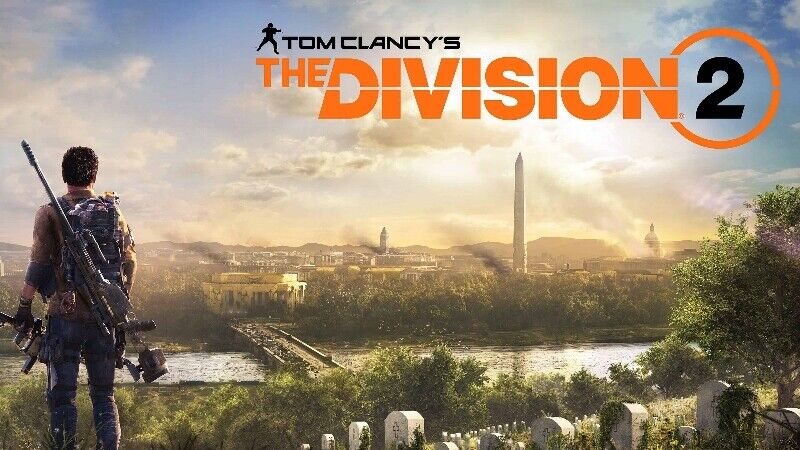 PC game code for The Division 2 For Sale