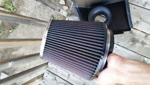 K&N cold air intake for 3.6 challenger