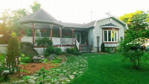 Maison avec 18 acres de terrain