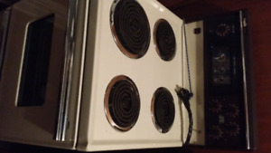 brand new small  old style stove
