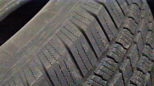 Winter Claw Michelin tires rims Nokian London Ontario image 9